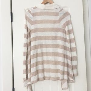 Splendid Sweaters - StripedMetallic Cardigan Sweater Splendid XS